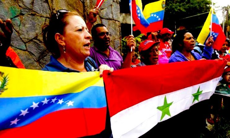 Lessons From Imperialist War: Syria and Venezuela