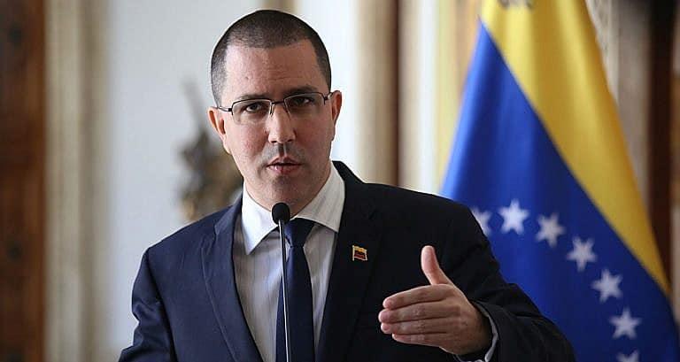 Jorge Arreaza, Foreign Minister