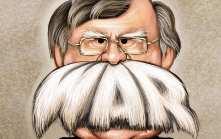 John Bolton: The Man Driving the US Towards War ... Any War