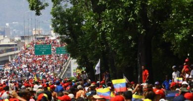 Venezuela: The Opposition Collapses, Revolution Advances