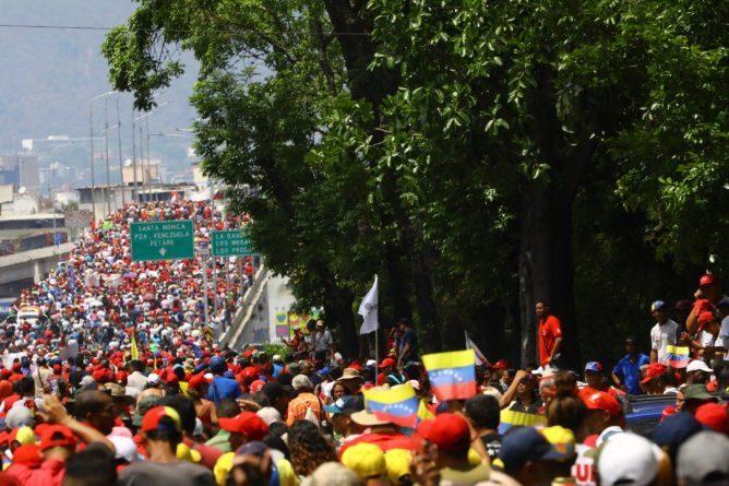 Venezuela: The Opposition Collapses, Revolution Advances