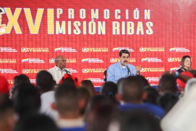 Maduro: Former Sebin Head Ordered Guaido's Arrest in January (+ Video)