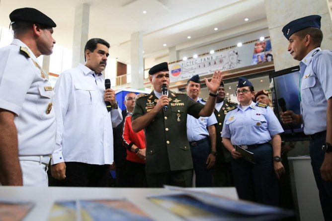 President Maduro rejected threats against CLAP made by the US government (Video)