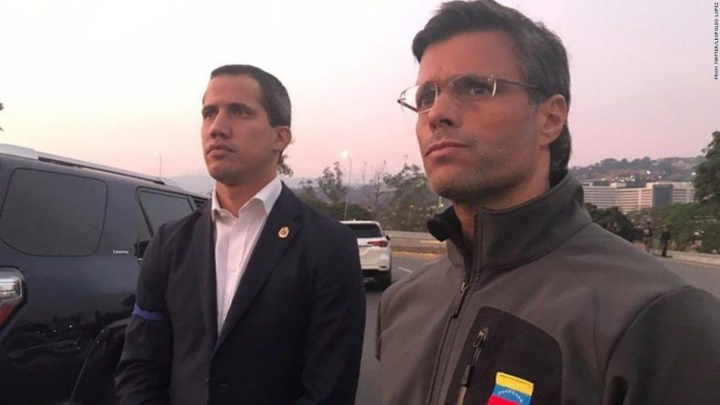 """Failed """"Coup"""" a Fake Corporate News Story Designed to Trick Venezuelan Soldiers—and US Public"""