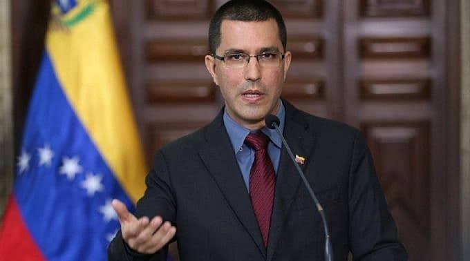 Jorge Arreaza: Coup Plot Sympathizers Become Accomplices
