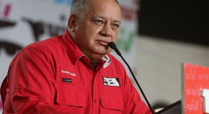 Diosdado Cabello: President Maduro Will Receive Rectification Proposals from Grassroots Organizations - Because of Him There is Peace Today in Venezuela