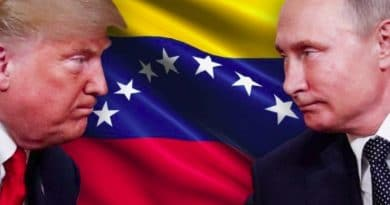 """Trump: """"Putin is Not Thinking of Intervening in Venezuela and I Feel the Same Way"""""""
