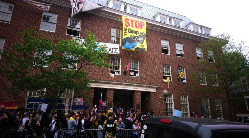 Stop the US War on Venezuela and Violation of the Vienna Convention on Diplomatic Relations