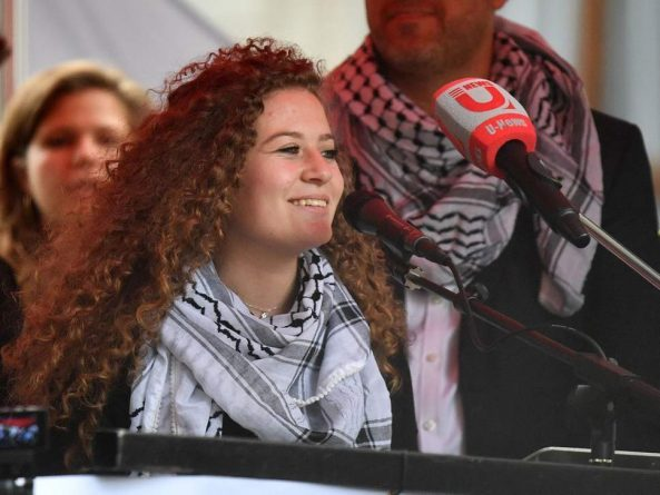 Thousands March in London to Support Palestinians After Gaza Rocket Exchanges