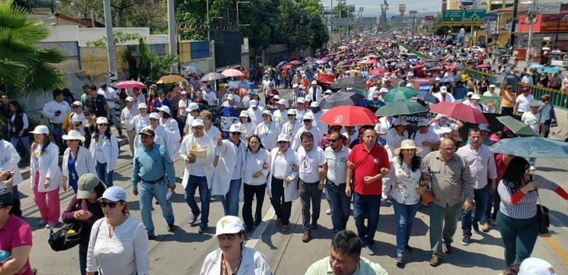 Hondurans Defeat Privatization Measure with Massive Mobilizations