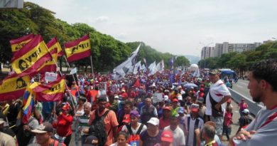 May Day March: How the People are Doing After an Attempted Coup d'Etat