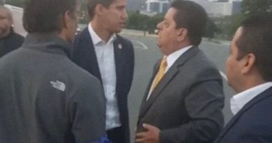 Opposition Deputy and Coup Leader Edgar Zambrano Detained (+ Video)