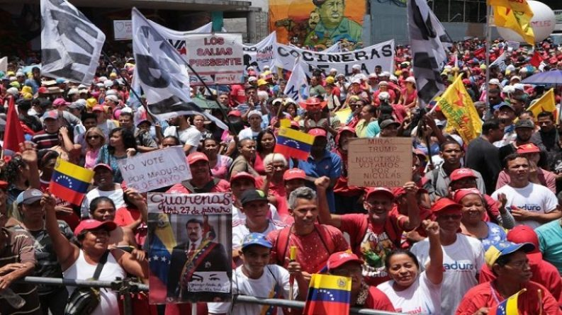 President Maduro Proposes Early Parliament Elections