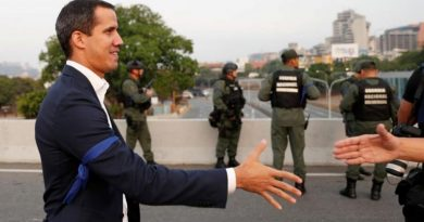 International Media Claim Everything is Against Guaidó