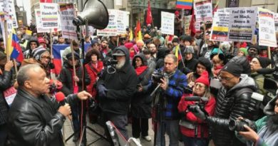 Haiti and Venezuela Stand Shoulder to Shoulder This Mayday