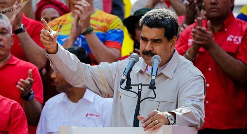 "Maduro Hits Back at ""Gringo"" Pence Over Effort to Spark Army Defections"