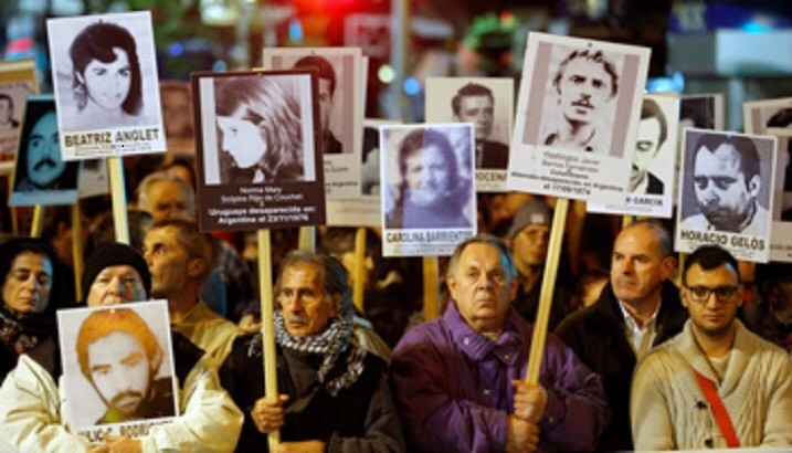 Uruguay: 7 Military Prosecuted for Torture During Last Dictatorship