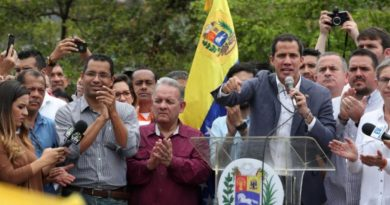 """Juan Guaido Makes Open Plea for US Military """"Coordination"""" in Venezuela After Failed Coup Attempt"""