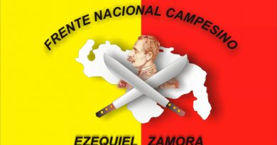 The Present-Day Situation in Venezuela Through the Voice of the Peasants