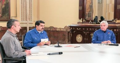 Venezuela Denounces US Suspension of Flightsas Part of Coup and Desperate Move