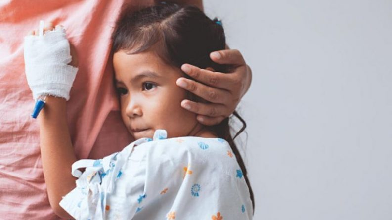 Crimes of the Blockade: The Story of Children with Bone Marrow Transplants