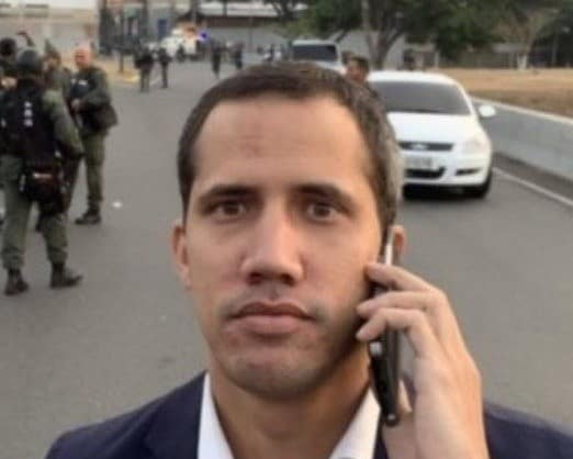 Coup Attempt or Maduro's Trap for Guaido and Trump?