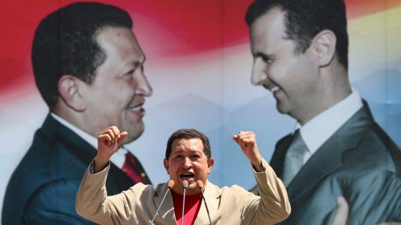 Jacobin Stabs Venezuela in the Front