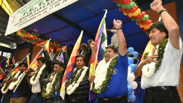"""Bolivia: """"Privatization Has Only Ever Caused Poverty"""""""