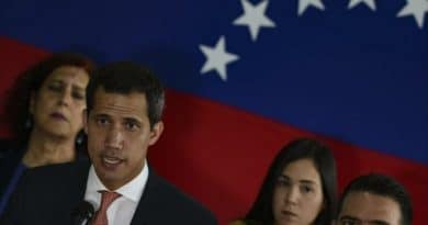 The US Recognizes Lack of Local Support for the Venezuelan Opposition