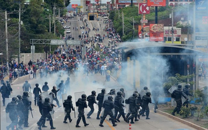Honduras Protest Crackdown: Five Things to Know