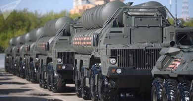 India Vows to Go Ahead With S-400 Contract Despite US Sanctions Threat