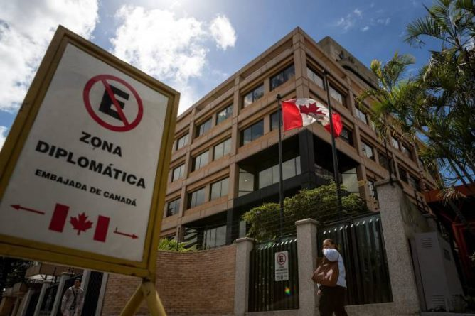 Canada Closes Venezuela Embassy as Guaido Promises Maduro Out by End of Year