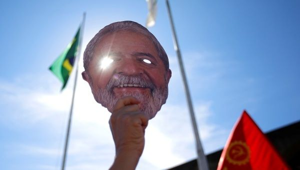 Brazil: Attorney General Rejects Dropping Charges Against Lula