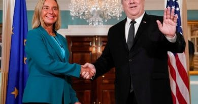 Venezuela Rejects Interventionist Statements of the EU High Representative (Federica Mogherini)