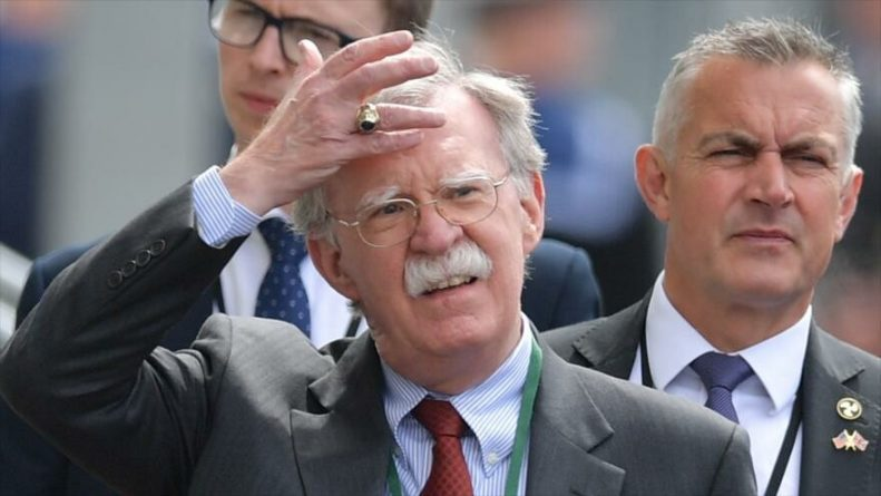 Moscow Denies Bolton Claim Maduro's 'Purchase' of Russian Support