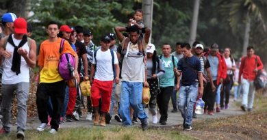 Migrants in Honduras: Saving to Pay the Next Coyote