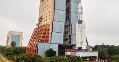 India Plans its Own Space Station