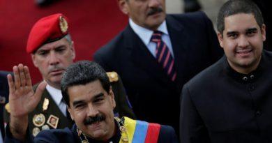 US Sanctions Venezuelan President Maduro's Son