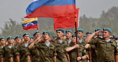 Are the Russian Military Experts Leaving Venezuela?