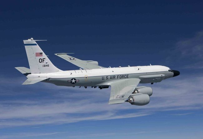 FANB Warns that US Military Planes are Flying over Venezuelan Territory