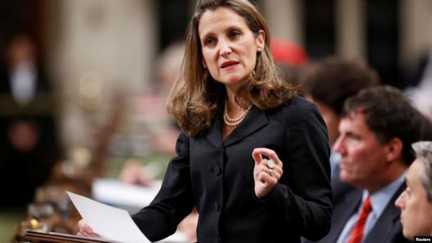 "Canada's ""Liberals"" Have a Disturbing Imperial Streak"