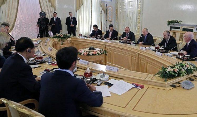 "Putin: ""Even US Allies do Not Support Military Intervention in Venezuela"""