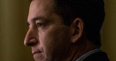 Solidarity With Glenn Greenwald