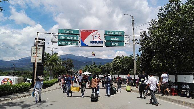 Saturday Venezuela will Open the Táchira State Border Crossing with Colombia