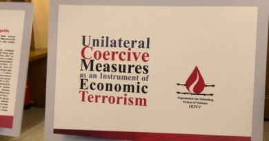 Unilateral Coercive Measures as Weapons of Modern Warfare - The Venezuelan Case