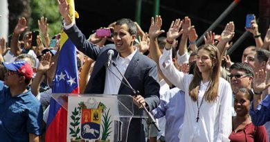 Washington Doubles Down on its Military Intervention Script in Venezuela