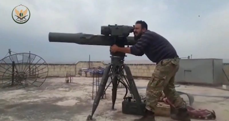 US Greenlights Missiles for al-Qaeda-Linked, Turkish-Backed Salafi-Jihadists Occupying Syria's Idlib