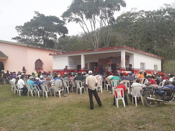 Assembly of Communes  in the Land of Ayamanes (Images)