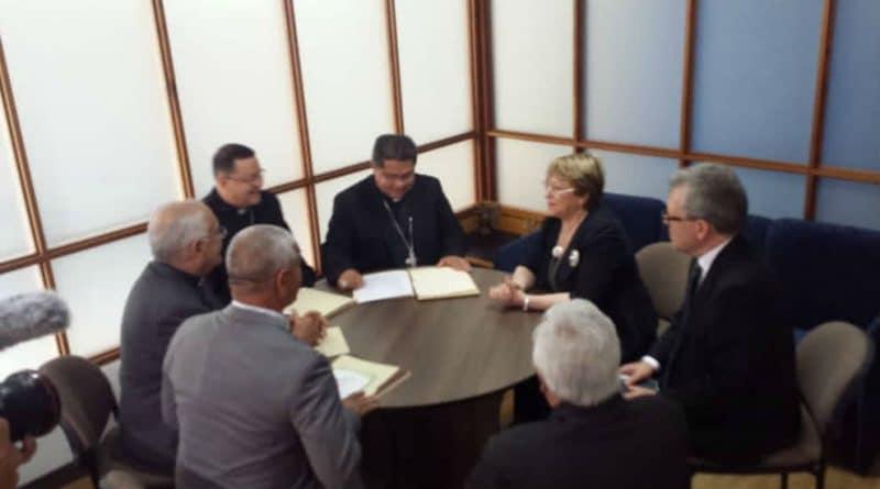 """Bachelet: """"Sanctions Against Venezuela are Exacerbating the Political Crisis"""""""