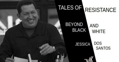 Tales of Resistance: Beyond Black and White